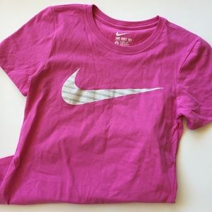 Nike Pink Tee
